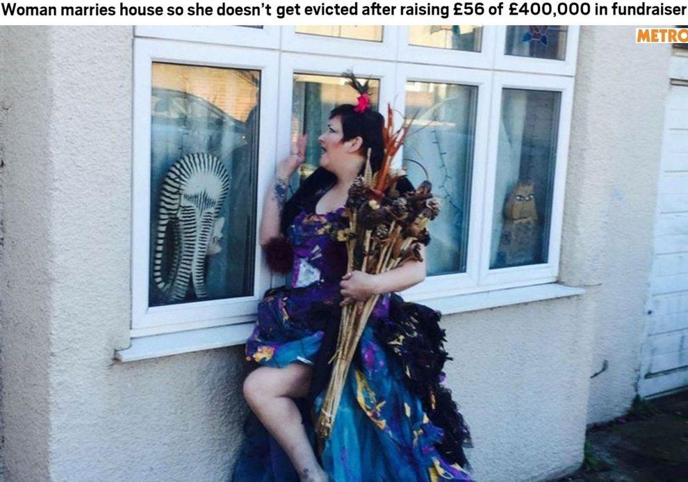 Non ha i soldi per comprare la sua casa decide di for Comprare piani casa online